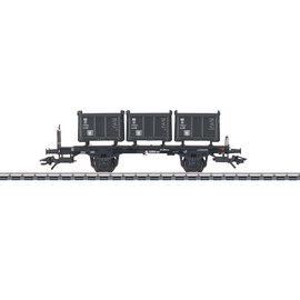 Märklin Märklin 48949 Behältertragwagen Bt 10 AC Epoche III (Spur HO)
