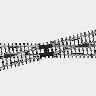 Märklin Märklin 2257 K-rail Kruising (schaal HO)