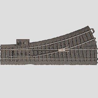 Märklin Märklin 24611 C-Rail Wissel links (schaal HO)