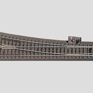 Märklin Märklin 24712 C-Rail Slank wissel rechts (schaal HO)