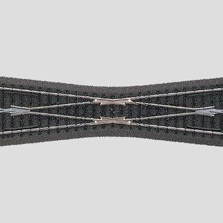 Märklin Märklin 24740 C-Rail Slanke kruising (schaal HO)