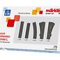 Märklin Märklin 24902 C Track C2 Extension Set (gauge HO)