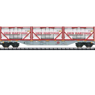 Trix Trix 15537 Containertragwagen DC Epoche VI (Spur N)