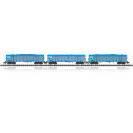 "Trix Trix 15994 Güterwagen-Set ""Holzhackschnitzeltransport"" DC era V (gauge N)"