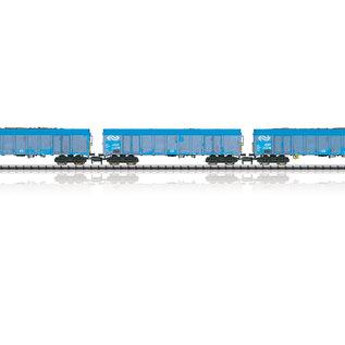 "Trix Trix 15994 Güterwagen-Set ""Holzhackschnitzeltransport"" DC Epoche V (Spur N)"
