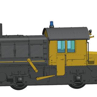 Roco Roco 78012 NS Diesellokomotive Serie 200/300 AC periode IV (schaal H0)