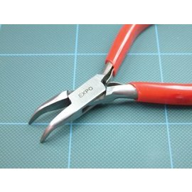 Expo Tools 75565 Tang met gebogen neus