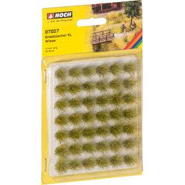 NOCH Noch 07027 Grasbüschel 12mm Wiese