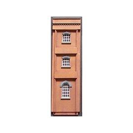 Skytrex Skytrex 4/044 Breites Wandsegment mit Fenster (Spur H0/00)