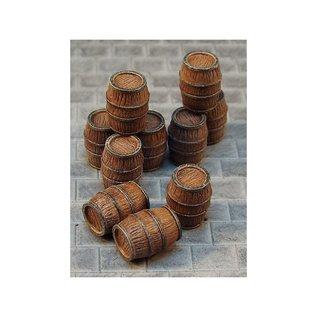Skytrex Skytrex 4A/008 Middelgrote houten vaten (schaal H0/00)