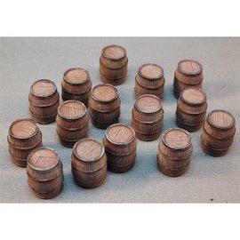 Skytrex Skytrex SMRA17 Small wooden barrels (Gauge O)