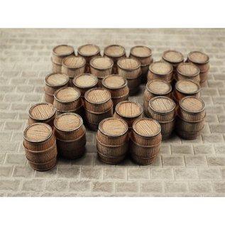 Skytrex Skytrex SMRA57 Clusters houten vaten (schaal O)