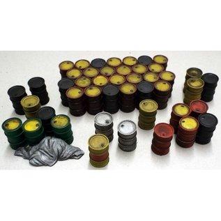 Skytrex Skytrex SMRA61 Oil drums saver pack (Gauge O)