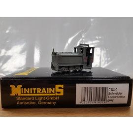 Minitrains Minitrains 1051 Schneider Locotracteur narrow gauge