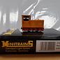 Minitrains Minitrains 2024 Ns2f narrow gauge Diesel loco orange