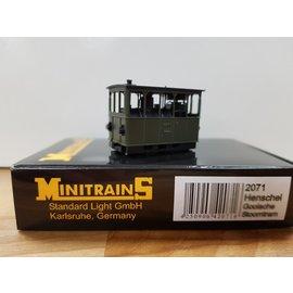 Minitrains Minitrains 2071 Henschel  loco from Gooische Stoomtram