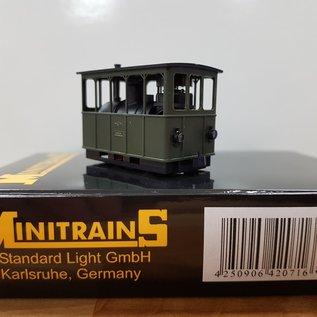 Minitrains Minitrains 2071 Henschel Stoomtram lokje van Gooische Stoomtram