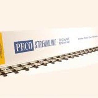 """Peco Peco SL-700BH Flexgleis 914mm code 124 """"Bulhead""""  Spur 0"""