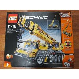 Lego 42009 grote 5 assige kraanwagen ** Collectors item **