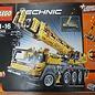 Lego 42009 großer 5 achsiger Kran ** Sammlerstück **