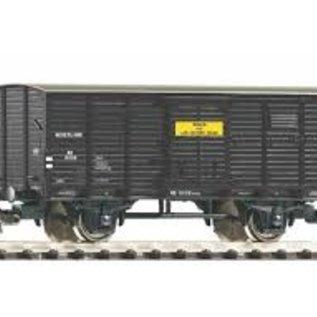 """Piko Piko 58949 Gedeckter Güterwagen G02 """"Hefetransport"""" NS, H0"""