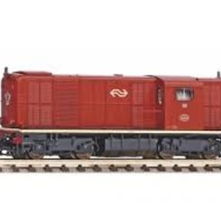 Piko Piko 40428 Diesellok Serie 2400/2500 NS Bruin, N-Schaal, DCC-ready