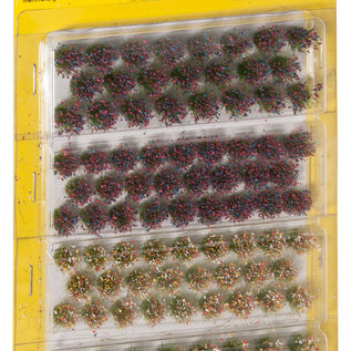"NOCH Noch 07014 Grasbüschel ""Wildblumen"" 6 mm & 12 mm"