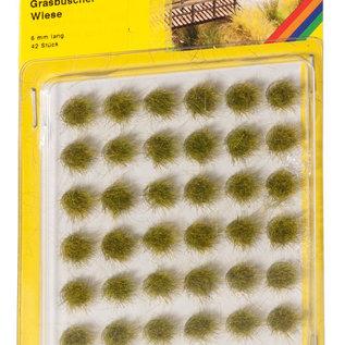 """NOCH Noch 07037 Bosjes gras """"Weide"""" 6 mm"""