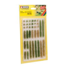 "NOCH Noch 07125 Grasstroken ""licht- en donkergroen"" 6 mm"