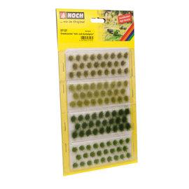 """NOCH Noch 07127 Bosjes gras """"licht- en donkergroen"""" 6 mm"""