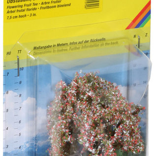 NOCH Noch 21570 Fruitboom bloeiend 7,5 cm hoog