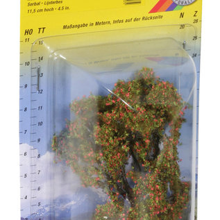NOCH Noch 21650 Vogelbeere mit Beeren 11,5 cm hoch