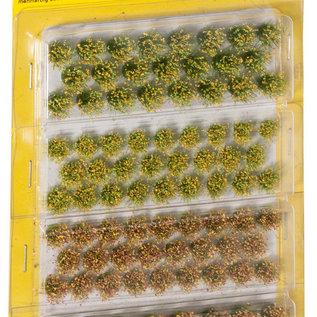 """NOCH Noch 07016 Grasbüschel """"Feldblumen"""" 6 mm & 12 mm"""