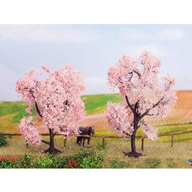NOCH Noch 21996 Mandelbäume, 2Stück, 8 und 9cm hoch