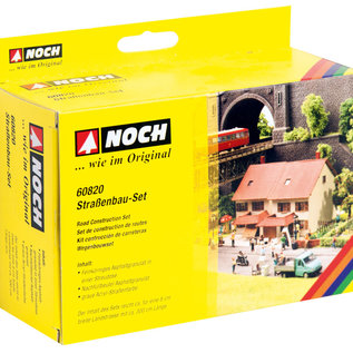 NOCH NOCH 60820 Straßenbau-Set