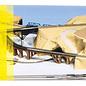 NOCH NOCH 60840 Landscape Crepe Paper, 90 x 80cm