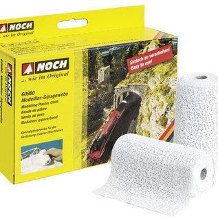 NOCH NOCH 60980 Modelling Plaster Cloth, 2rolls of 200x10cm