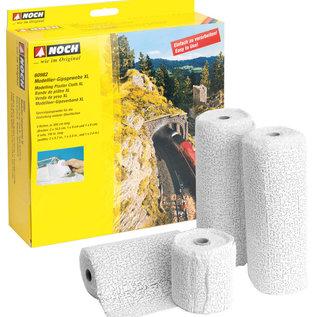NOCH NOCH 60982 Modelling Plaster Cloth XL, 4rolls, length 300cm
