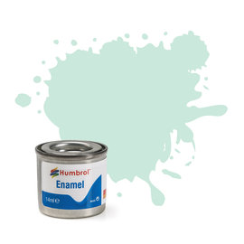 Humbrol Humbrol no 23 Duck Egg Blue, Matt 14ml (Eendenei Blauw, Mat)