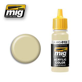 MIG Jimenez MIG 0012 DARK YELLOW '44 DG III RAL 7028 (17 ML) (DUNKELGELB)