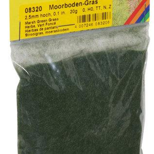 """NOCH Noch 08320 Streugras """"Moorboden"""", 2,5mm, 20g"""
