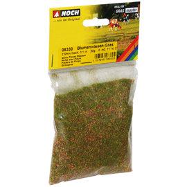 """NOCH Noch 08330 Scatter Grass """"Flower meadow"""", 2,5mm, 20g"""