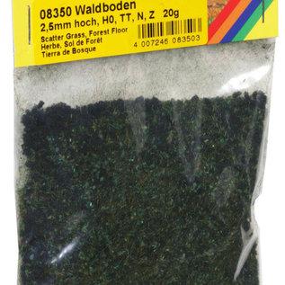 """NOCH Noch 08350 Streugras """"Waldboden"""", 2,5mm, 20g"""
