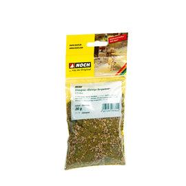 """NOCH Noch 08360 Scatter Grass """"Alpine meadow"""", 2,5mm, 20g"""