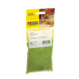NOCH Noch 08410 Scatter Material light green, 42g