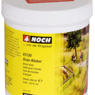 NOCH Noch 61130 Gras-Kleber, 250g