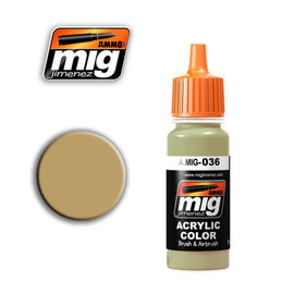 MIG Jimenez MIG 0036 OLD WOOD (17 ML)