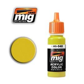 MIG Jimenez MIG 0048  YELLOW (17 ML)