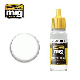 MIG Jimenez MIG 0050 MATT WHITE (17 ML)