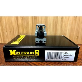 Minitrains Minitrains 1084 Decauville Progres narrow gauge loco grey